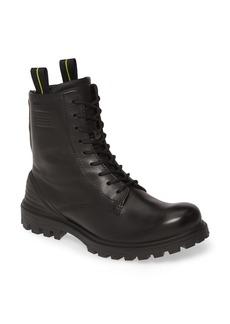ECCO Tred Tray Waterproof Combat Boot (Women)