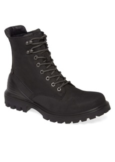 ECCO Tred Tray Waterproof Plain Toe Boot (Men)