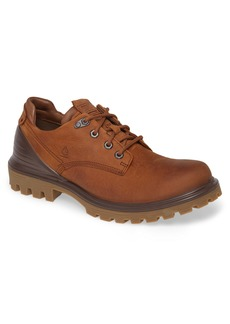 ECCO Tred Tray Waterproof Plain Toe Derby (Men)