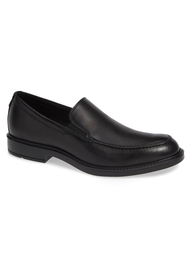 ECCO Vitrus™ III Moc Toe Loafer (Men)