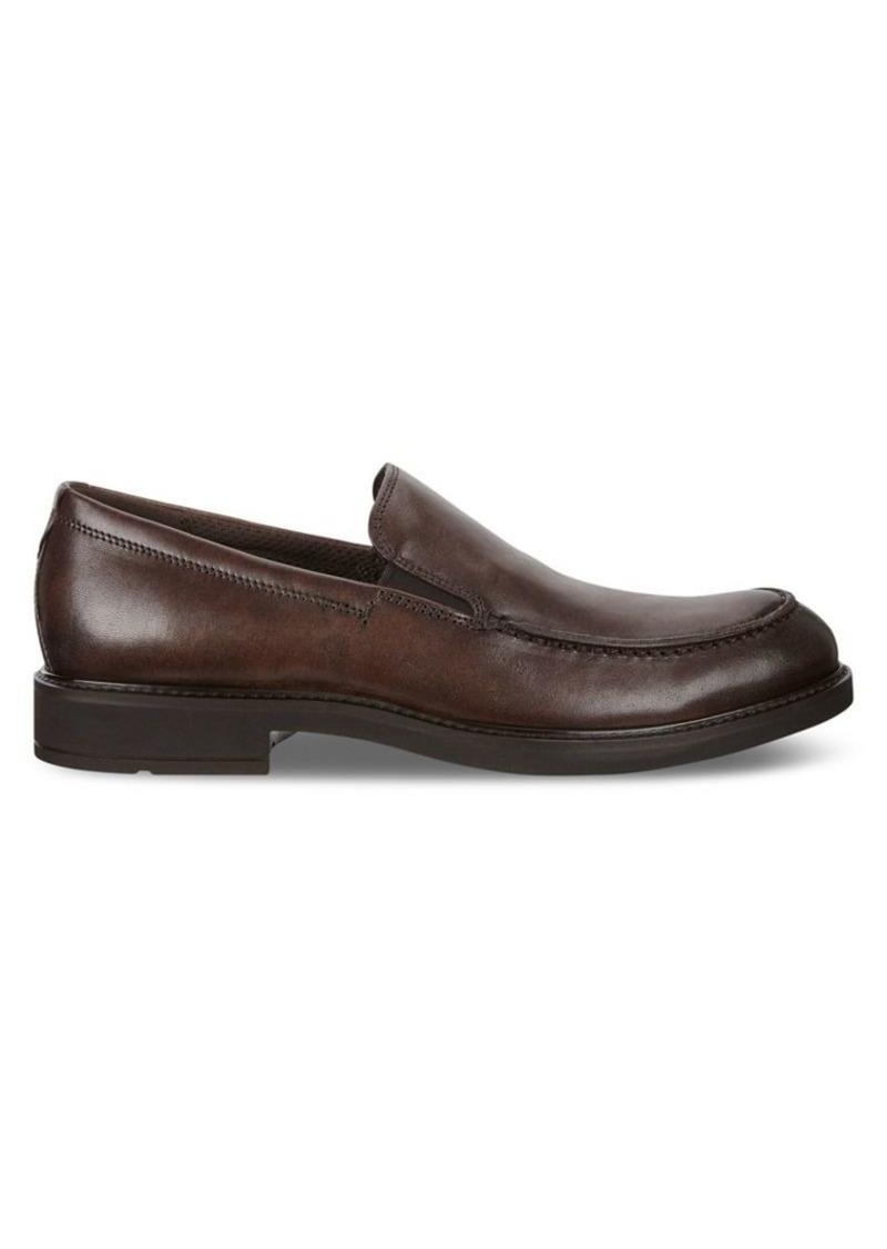 Ecco Vitrus III Slip-On Leather Dress Shoes