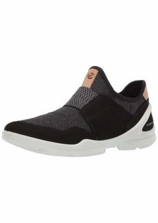 ECCO Women's Biom Street Slip On Sneaker Black 36 M EU ( US)