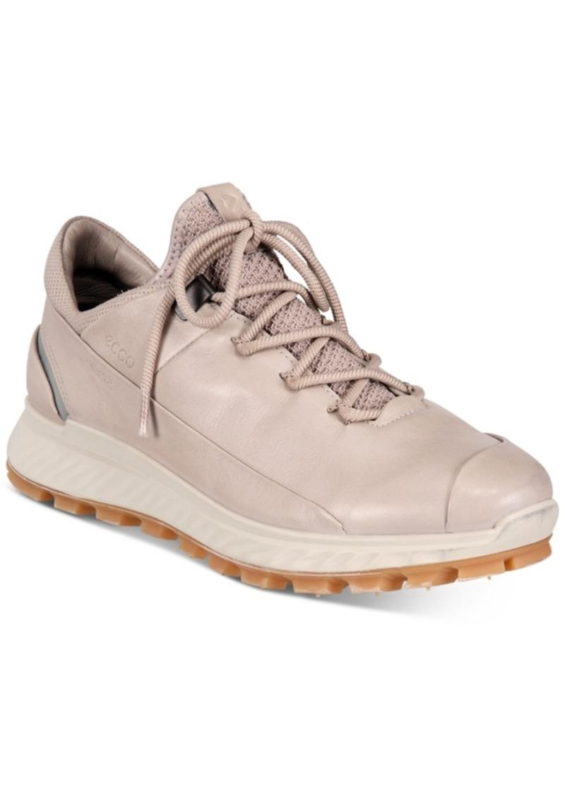 Ecco Women's Exostrike Mid Waterproof Sneakers Women's Shoes