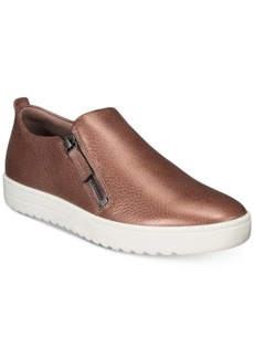Ecco Women's Fara Zip Slip-On Sneakers Women's Shoes