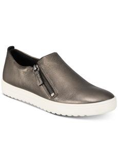 Ecco Women's Fara Zip Slip-On Sneakers Women's Shoes