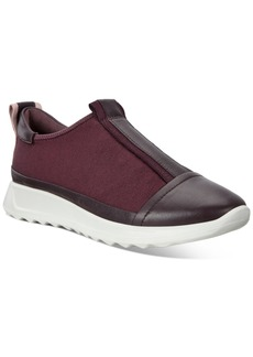 Ecco Women's Flexure Runner Slip-On Sneakers Women's Shoes