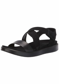 ECCO Women's Flowt Cross Sandal  41 M EU ( US)