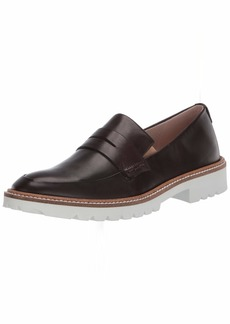 ECCO Women's Incise Tailored Slip On Penny Loafer  36 (US Women's ) M