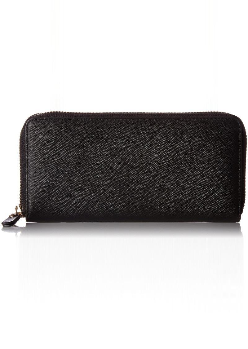 ECCO Women's Iola Large Zip Wallet
