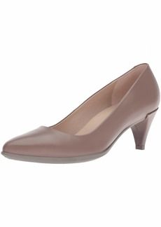 ECCO Women's Shape 45 Sleek Pump deep Taupe 39 M EU ( US)