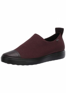 ECCO Women's Soft 7 Gore-TEX Slip On Sneaker  38 M EU ( US)