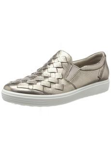 ECCO Women's Soft 7 Slip Fashion Sneaker  40 EU/ M US