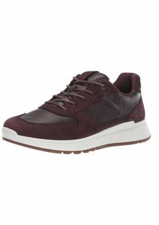 ECCO Women's ST.1 Sneaker fig/fig Nubuck 37 M EU ( US)