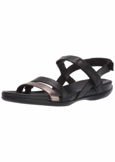 ECCO Women's Women's Flash Ankle Strap Sandal  41 M EU ( US)
