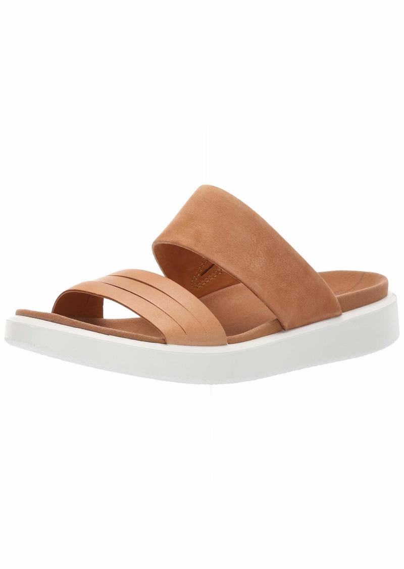 ECCO Women's Women's Flowt Slide Sandal  38 M EU ( US)