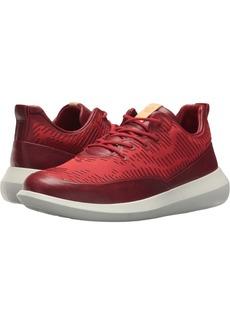 ECCO Women's Women's Scinapse Premium Low Fashion Sneaker Chili red 41 EU/ M US