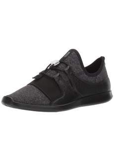 ECCO Women's Women's Sense Elastic Toggle Fashion Sneaker Black 36 EU /  US