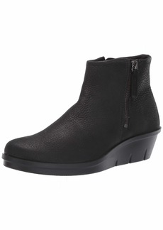 ECCO Women's Women's Skyler Side Zip Ankle Boot  39 M EU ( US)