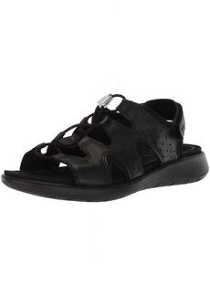 ECCO Women's Women's Soft 5 Toggle Sandal  35 M EU (4-4.5 US)