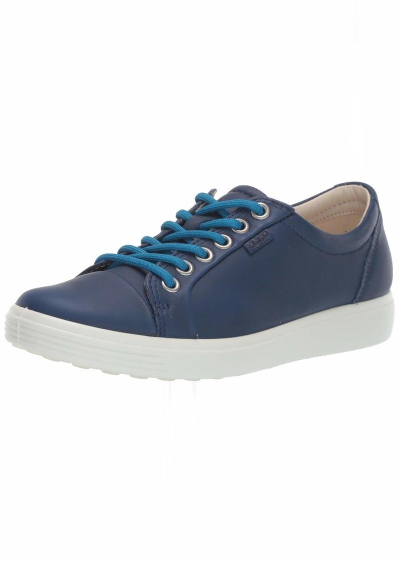 ECCO Women's Women's Soft 7 Sneaker medieval 38 M EU ( US)