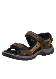 ECCO Women's Yucatan Sandal  41 EU / 10-10.5 M US