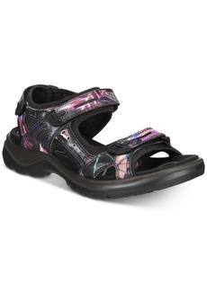 Ecco Women's Yucatan Sandals Women's Shoes