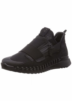 ECCO womens Zipflex Slip on Sneaker   US