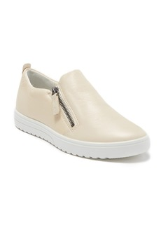 Ecco Fara Leather Slip-On Sneaker