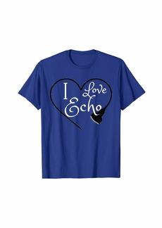 Echo Tech Echocardiographer RDCS Cardiac Sonographer T Shirt