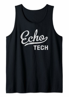 Echocardiographer Echo Tech Cardiac Sonographer Gift Tank Top