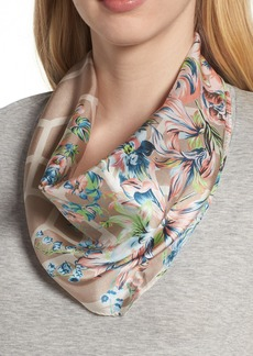 Women's Echo Adelaide Floral Diamond Silk Scarf