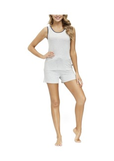Echo Women's Tank Top with Shorts, 2 Pieces
