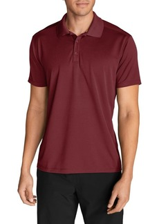 Eddie Bauer Classic-Fit Resolution Short-Sleeve Polo