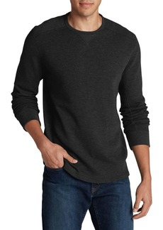 Eddie Bauer Eddies Favorite Thermal Crewneck Tee