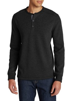 Eddie Bauer Eddies Favorite Thermal Henley