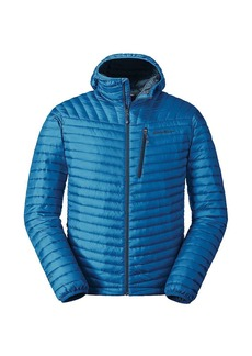 Eddie Bauer First Ascent Men's Microtherm 2.0 Stormdown Hooded Jacket