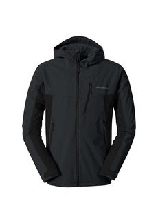 Eddie Bauer First Ascent Men's Sandstone Shield Hooded Jacket
