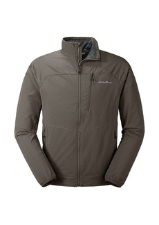 Eddie Bauer First Ascent Men's Sandstone Soft Shell Jacket
