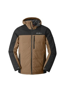 Eddie Bauer First Ascent Mountain Ops Hooded Down Jacket