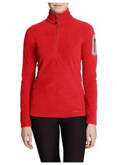 Eddie Bauer First Ascent Women's Cloud Fleece 1/4 Zip Pullover