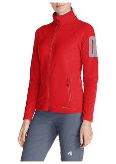 Eddie Bauer First Ascent Women's Cloud Fleece Full Zip Jacket