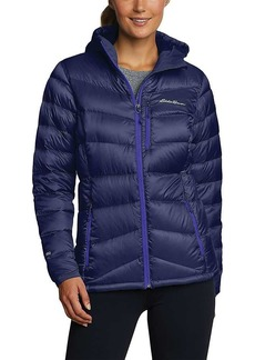 Eddie Bauer First Ascent Women's Downlight 2.0 Hooded Jacket