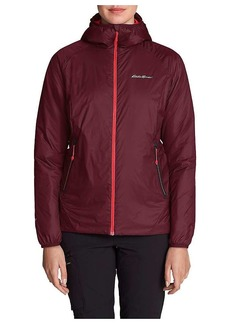 Eddie Bauer First Ascent Women's Evertherm Down Hooded Jacket