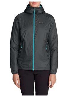 Eddie Bauer First Ascent Women's Evertherm Down Hooded Jacket