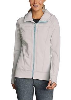 Eddie Bauer First Ascent Women's High Route Grid Fleece FZ Jacket