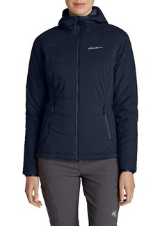Eddie Bauer First Ascent Women's Ignitelite Flux Stretch Hooded Jacket