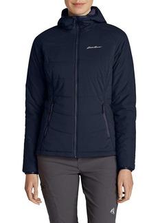 Eddie Bauer First Ascent Women's Ignitelite Flux Stretch Hooded Jacket