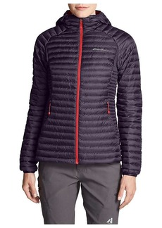 Eddie Bauer First Ascent Women's Microtherm 2.0 Stormdown Hooded Jacket