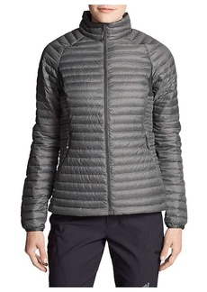 Eddie Bauer First Ascent Women's Microtherm 2.0 Stormdown Jacket