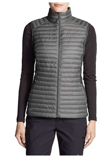 Eddie Bauer First Ascent Women's Microtherm 2.0 Stormdown Vest